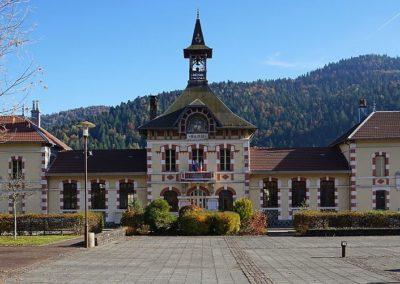 Mairie école (photo A Bourgeois)