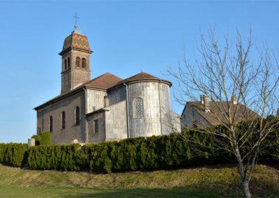 Ecromagny église