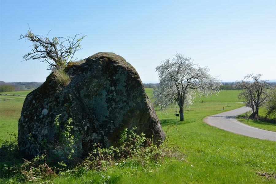 La pierre Mourey 2