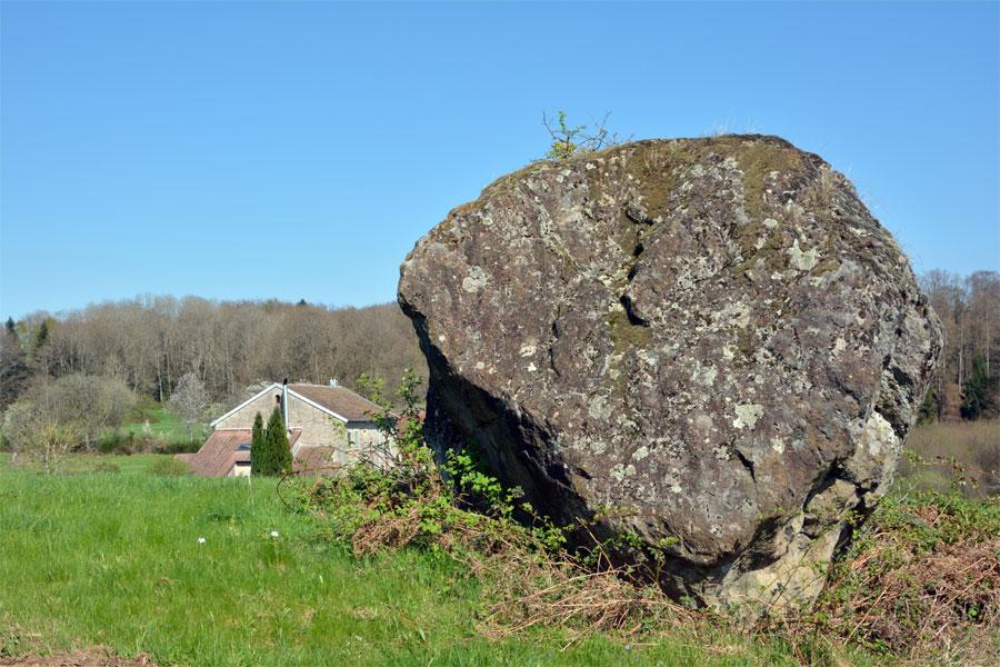 La pierre Mourey 1