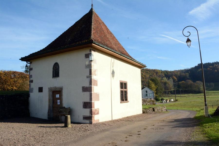 La chapelle Saint Colomban 1