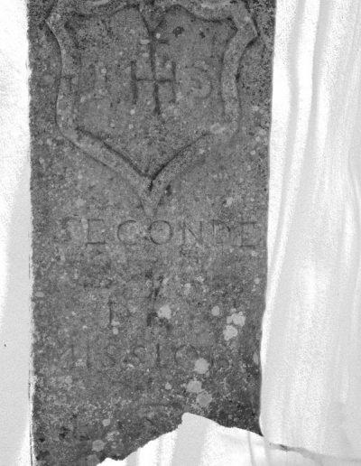 Croix du pré Notre-Dame