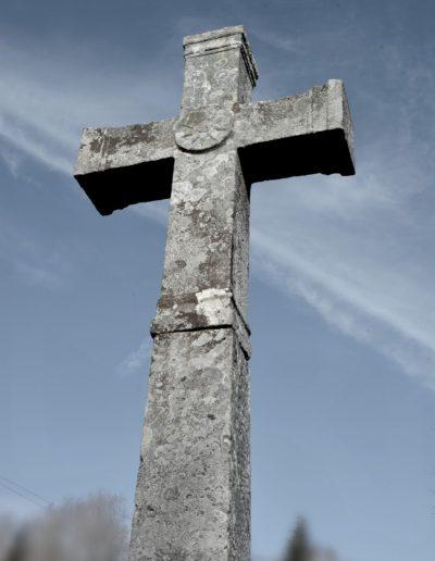 Croix du pré d'Amont