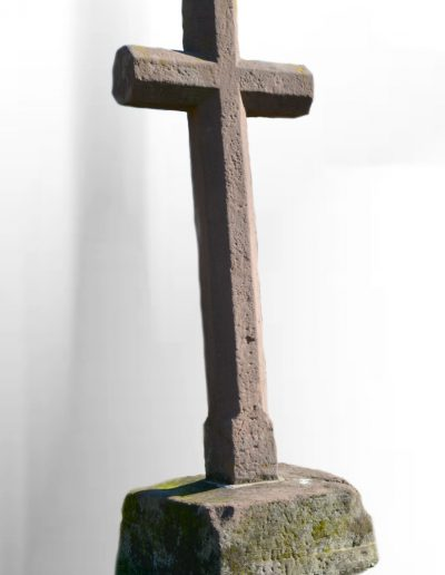 Croix massive