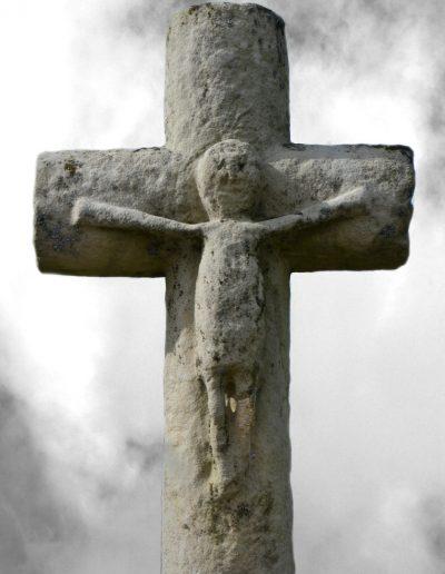 Le Jésus en pierre