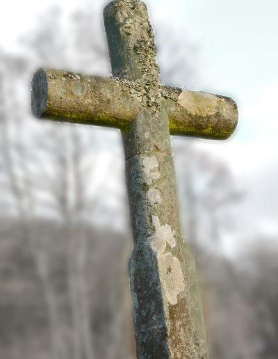 Croix du moulin Foultot