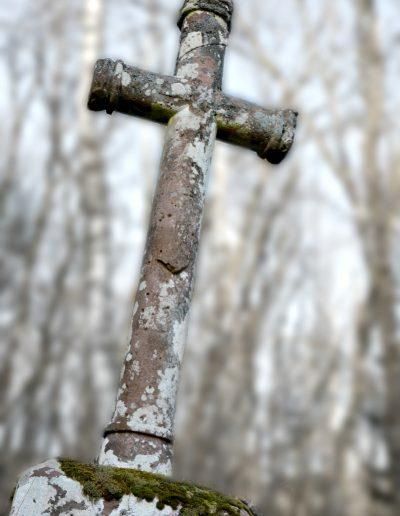 Croix du pied du Mont